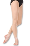New Capezio Children's Hold & Stretch Footless Tights - Style N140C