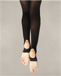 New Capezio Women's Hold & Stretch Stirrup Tights - Style N145