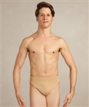 Capezio Mens Reinforced Front-Lined Thong Dance Belt - You Go Girl Dancewear