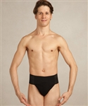 Capezio Mens Quilted Cotton Panel Thong Dance Belt - You Go Girl Dancewear