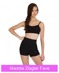 Capezio High Waist Boy Cut Dance Shorts - You Go Girl Dancewear