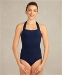 Capezio Adult Halter Leotard - You Go Girl Dancewear