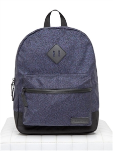Capezio Gray Shimmer Backpack