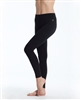 Danskin Plus Sie Wide-Waistband Ankle Legging - You Go Girl Dancewear