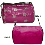 Sequin Star Duffel