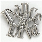 Dasha Dance Diva Pin