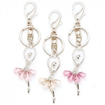 Dasha Graceful Dancer Key Chain
