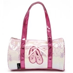 Dasha Ballet Shoes Duffle Bag