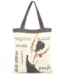 Dasha Graceful Dancer Tote