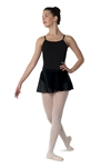 Danshuz Adult Short Wrap Dance Skirt - You Go Girl Dancewear