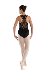 Danshuz Adult Racer Back Leotard - You Go Girl Dancewear