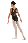 Danshuz Adult Lace Cross Back Leotard - You Go Girl Dancewear