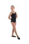 Danshuz Child Camisole Rhinestone Leotard - You Go Girl Dancewear