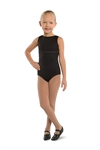 Danshuz Child Boatneck Rhinestone Leotard - You Go Girl Dancewear