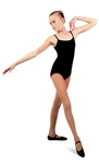 Danshuz Child Camisole Cotton Leotard - You Go Girl Dancewear