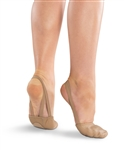 Danshuz Freedom Leather Half Sole - You Go Girl Dancewear