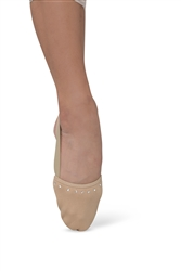 Danshuz Freedom Canvas Half Sole with Rhinestones - You Go Girl Dancewear