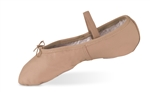 Danshuz Youth Split Sole Leather Ballet - You Go Girl Dancewear