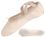 Danshuz Canvas Stretch Ballet Shoe - You Go Girl Dancewear