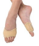 Danshuz Neoprene Solid Color Half Sole - You Go Girl Dancewear