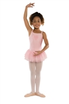 Danshuz Square Neck Camisole Dress with Hearts - You Go Girl Dancewear