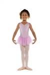 Danshuz Tank Heart Back Dress - You Go Girl Dancewear