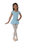 Danshuz Cap Sleeve Bow Back Dress - You Go Girl Dancewear