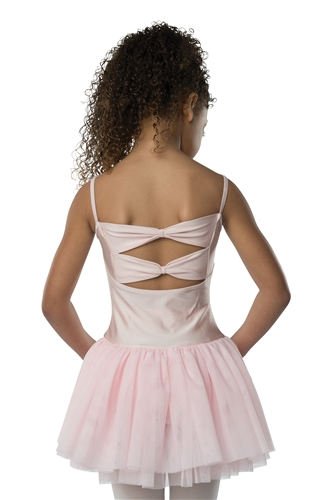 a58321f2a7 Danshuz Camisole Dress with Bow Back - You Go Girl Dancewear