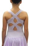 Danshuz Tank Cross Back Dress - You Go Girl Dancewear