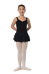 Danshuz Tank Lace Dress - You Go Girl Dancewear