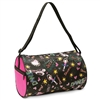 Doodling Dancer's Duffle Dance Bag - You Go Girl Dancewear
