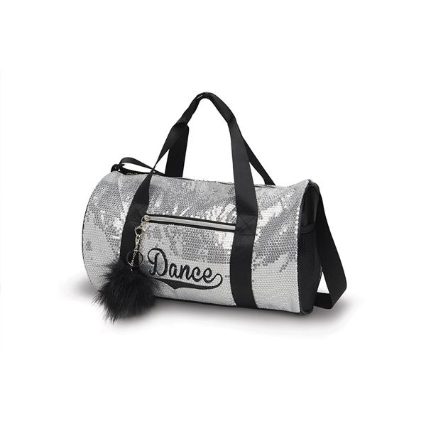 Danshuz Star Dance Purple Dance Duffle Bag