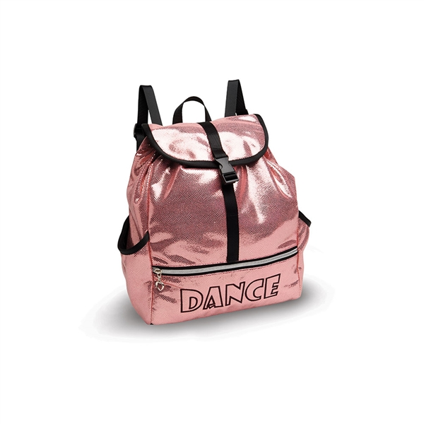 fea1c287b562 Danshuz Shine Bright Dance Backpack - You Go Girl Dancewear