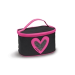 Danshuz HEART MAKE-UP DANCE CASE - You Go Girl Dancewear