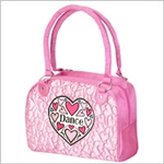 Danshuz Hearts For Dance Duffel - You Go Girl Dancewear
