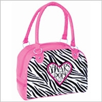 Danshuz Dancers Rock Zebra Duffel - You Go Girl Dancewear