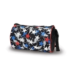 Danshuz METALLIC STARS GYMNASTIC DUFFEL - You Go Girl Dancewear