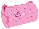 Danshuz Dancer Shimmer Hearts Duffel - You Go Girl Dancewear