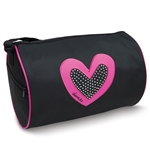 Danshuz Dancer's Heart Duffle Bag - You Go Girl Dancewear