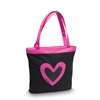 Danshuz Dancer's Heart Tote Dance Bag - You Go Girl Dancewear