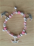 Little Princess Beaded Bracelet - You Go Girl! Dancewear