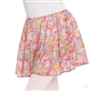 Eurotard Child Flirty Floral Pull-On Dance Skirt - You Go Girl Dancewear!