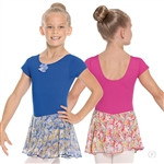 Eurotard Child Flirty Floral Dance Dress - You Go Girl Dancewear!