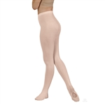 Eurotard Adult Professional Mesh Back Seam Tights