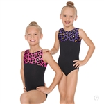 Eurotard Child Luxe Leopard Leotard - You Go Girl Dancewear!