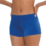 Eurotard Adult Velvet Shorts
