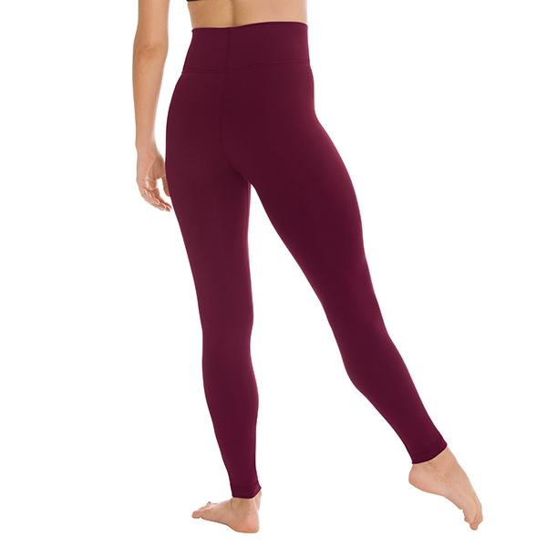4bb4488438bfe3 Eurotard Adult Microfiber Contour Leggings - You Go Girl Dancewear!