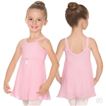 Eurotard Child Sweet Chiffon Dance Dress  - You Go Girl Dancewear!