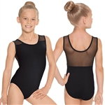 Eurotard Child Mesh Back Leotard - You Go Girl Dancewear!