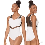 Eurotard Adult Arrow Mesh 2.0 Leotard - You Go Girl Dancewear!
